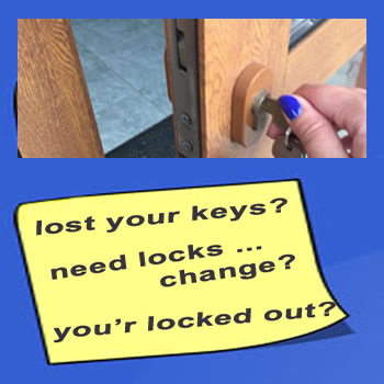 Locksmith store in Falconwood